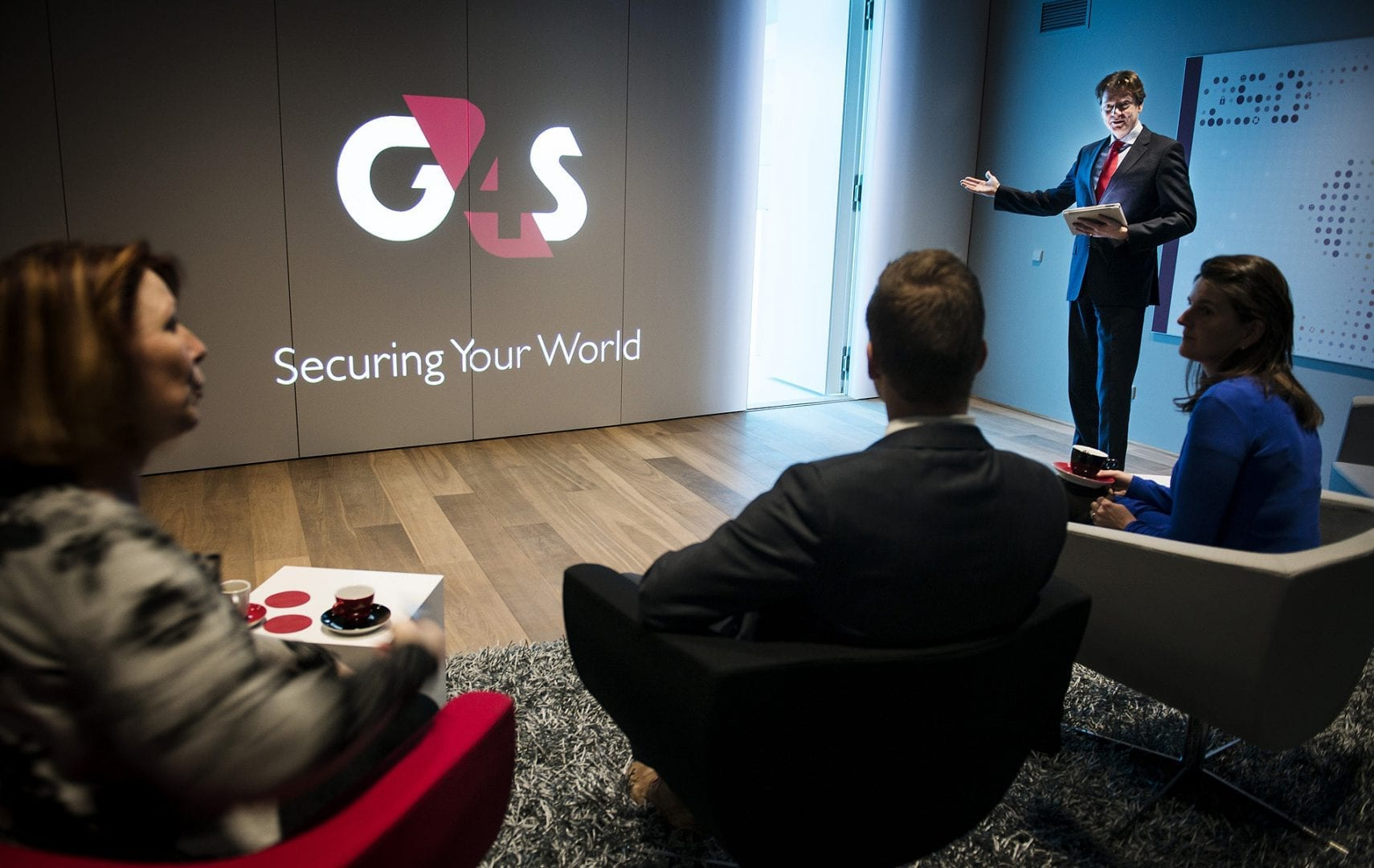 G4S innovation centre